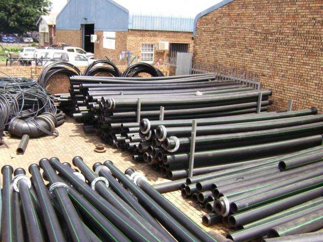 Pipe stock
